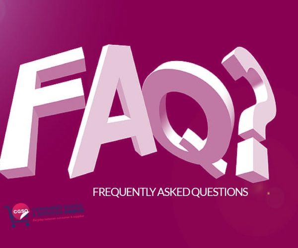 Participants FAQ