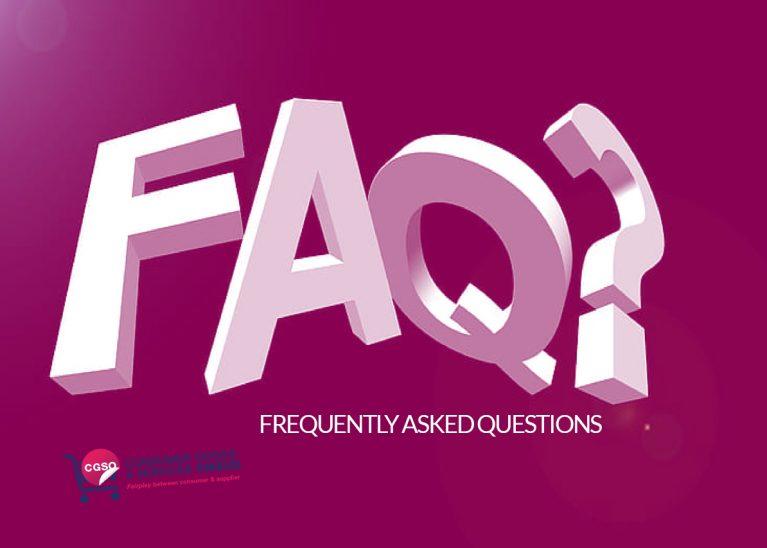 Consumers FAQ